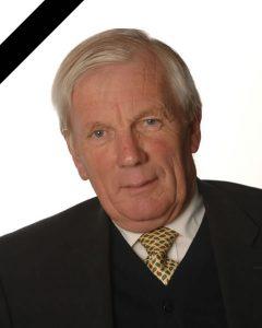 Alfred Gadenne : le Parlement de Wallonie est en deuil